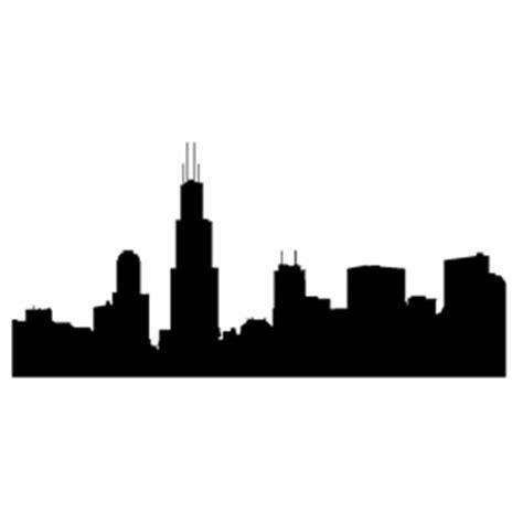 chicago skyline stencil  stencil gallery