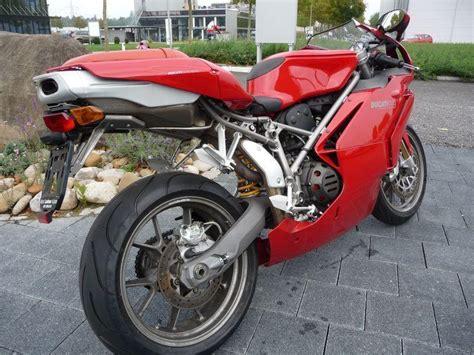 Motorradhandel Lyss by Ducati 999 Biposto Moto Kaufmann Lyss Lyss Occasion