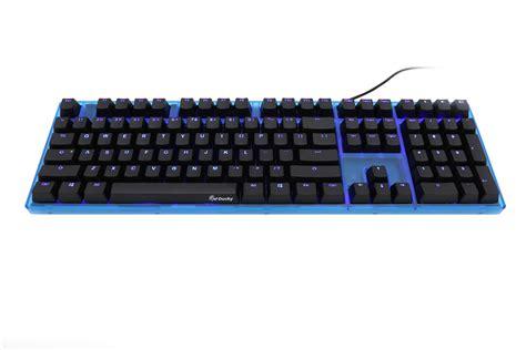 Keyboard Ducky ducky one blue frame backlit mechanical