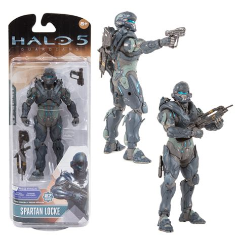 halo toys for sale halo 5 guardians series 1 spartan locke figure