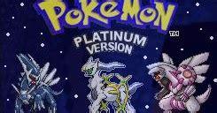 light platinum version gba pc minato