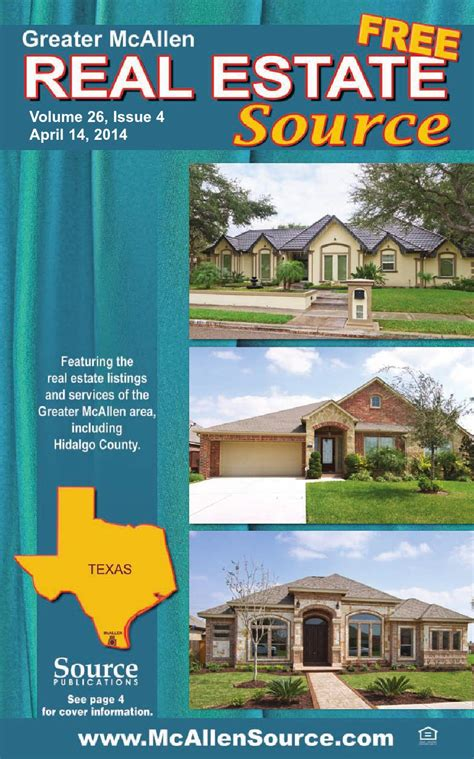 greater mcallen real estate source by source publications