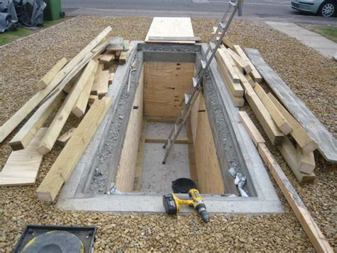 House Floor Plans Ontario inspection pit build