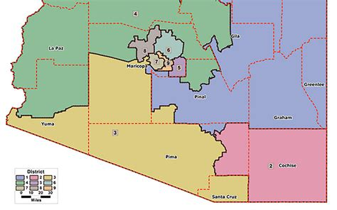 us congressional district map arizona arizona voters can overrule legislature on redistricting