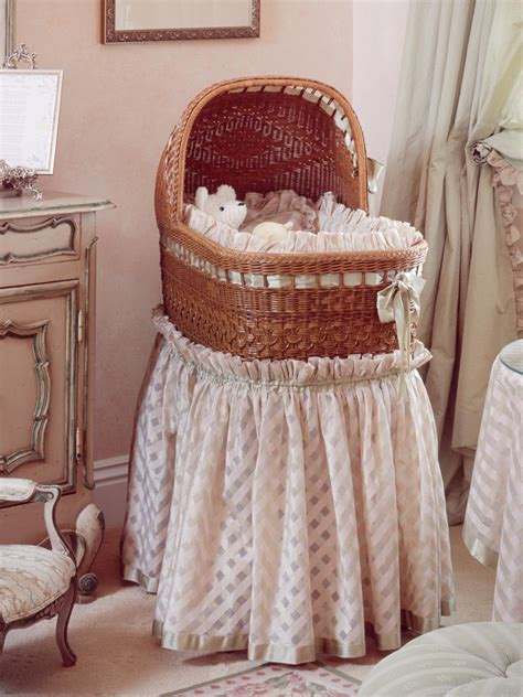 bassinet in bedroom beds hgtv