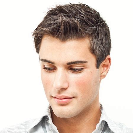 hairstyles for young guys with thick hair mens haircut angela cosmai