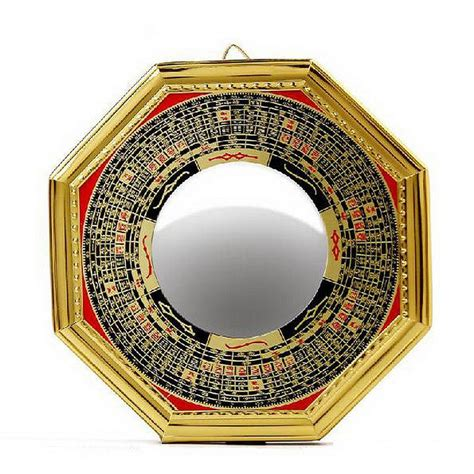 4 8 quot chinese oriental safe protection feng shui home house convex bagua mirror w ebay