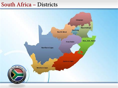 South Africa Powerpoint Maps Editable Ppt Slides On South Africa South Africa Ppt Africa Powerpoint Template