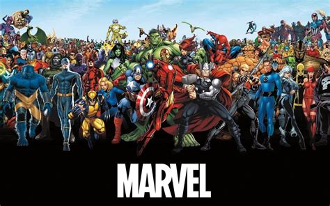 marvel universe new marvel poster lineup shows no for and