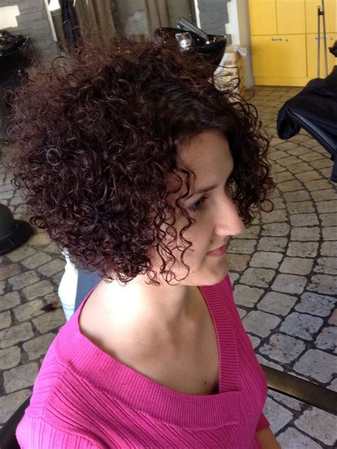 perm and nape shave 426 best curl haircut images on pinterest curls hair