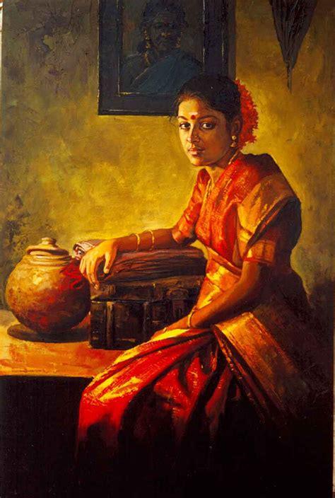 Painting K rhythmofart s elayaraja s painting knife painting