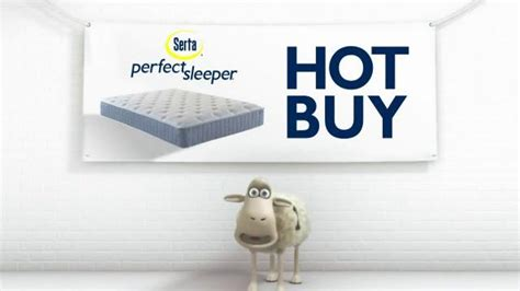 Sheep Mattress Commercial by Serta Tv Commercial Counting Sheep And Cross The Line