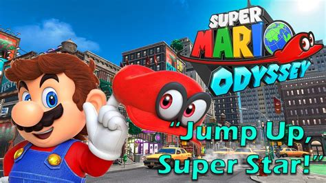 how to a to not jump up mario odyssey quot jump up quot sing along lyric