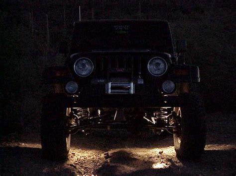 Jeep Rock Lights Jeep Rock Light Installation 2