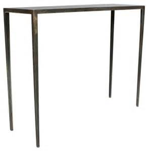 Iron Console Table Iron Console Table Industrial Console Tables San Francisco By Chairish