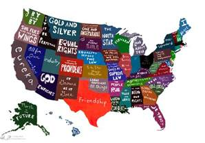 us map navy cool awakenings united we stand divided we