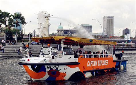 duck boat tours singapore captain explorer dukw tour ticket discount offer promotion