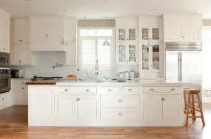 Shaker Cabinets Kitchen Designs by Long Kitchen Island Transitional Kitchen Ashlee