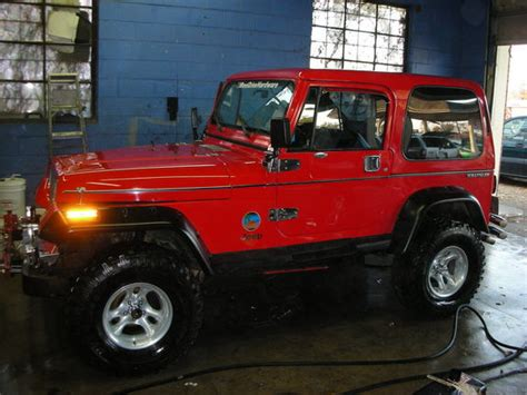 88 jeep yj 88 sahara 1988 jeep yj specs photos modification info at