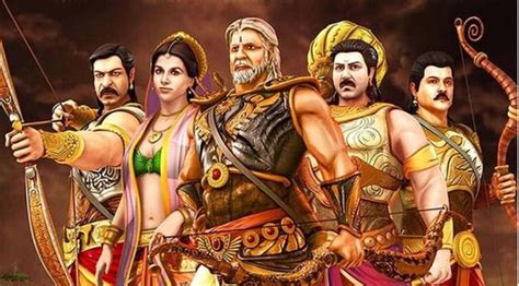 film mahabarata india mahabharata versi baru jadi film termahal dalam sejarah