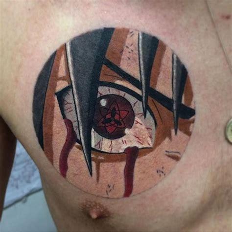 tatuajes ink videogames tatuaje naruto tattoo on instagram