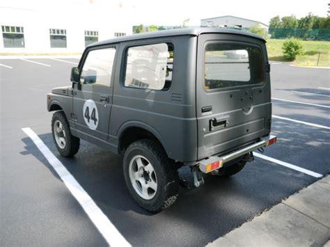 suzuki jimny lifted jdm 1991 suzuki jimny ja11 turbo 660cc kei car 4x4 lifted