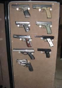 safe door gun rack the firearm blogthe firearm