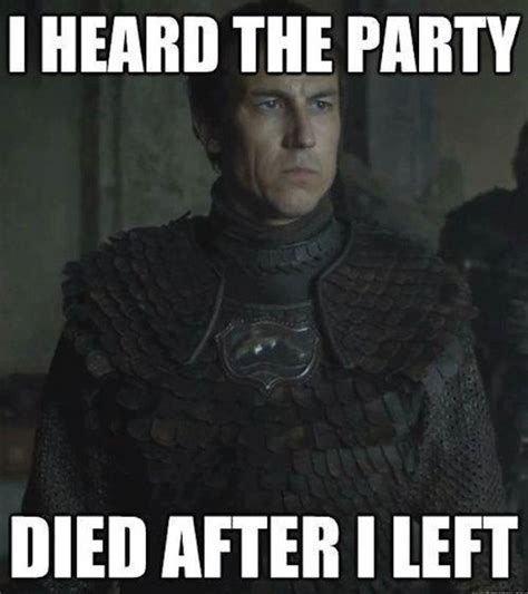 Game Meme - game of thrones red wedding memes