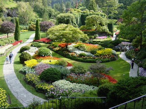 Butchard Gardens by Panoramio Photo Of Butchart Gardens Canada