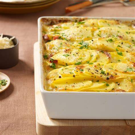 sides for ham scalloped potatoes with ham recipe justin chapple food