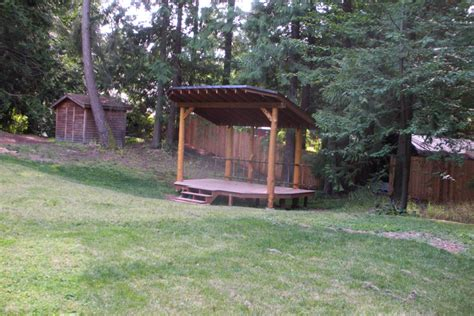 home cedar tree house