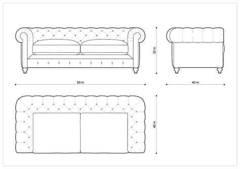 Chesterfield Sofa Dimensions Black Leather Chesterfield Sofa Search Furniture Chesterfield Sofa