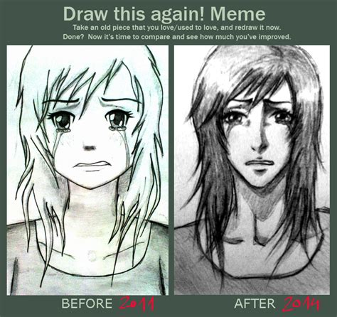 Crying Girl Meme - pin crying girl drawing on pinterest
