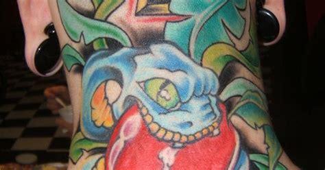 quebec tattoo artists jay marceau tattoo artist from quebec city work neck