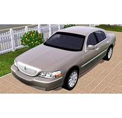 Fresh Prince Creations  Sims 3 2010 Lincoln Town Car