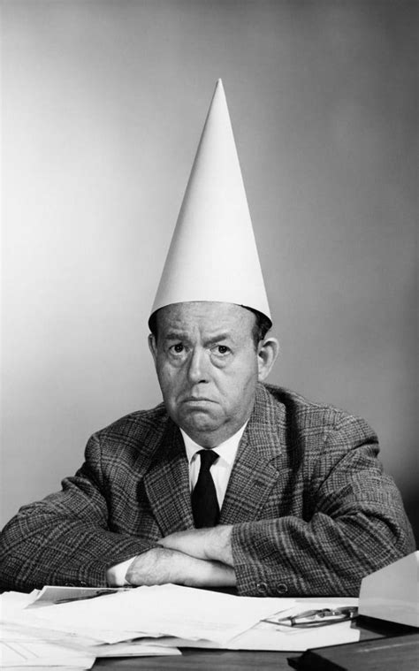 How To Make A Dunce Hat Out Of Paper - a modern dunce s cap
