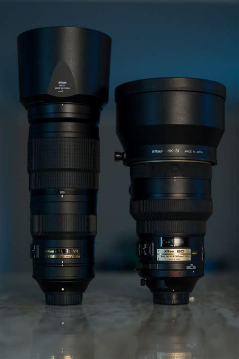 Nikon AF S NIKKOR 200 500mm f/5.6E ED VR   FM Forums