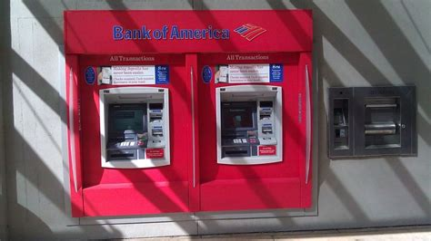 bank of america atm trapped in atm slips help notes to customers the