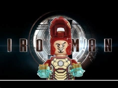 lego marvel superheroes iron man mark xlii