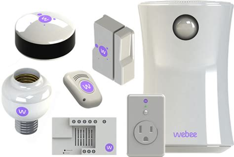 webee is an android home automation system