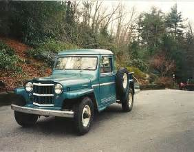 Willys Jeep Trucks For Sale 1961 Jeep Willys Truck For Sale Tuxedo Carolina