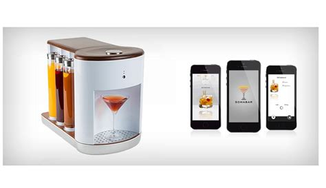 gadget home futuristic cocktail gadgets for your home bar