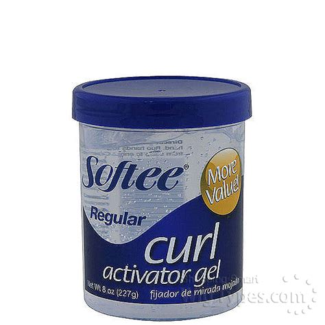 best curl activator gel for hair softee curl activator gel regular 8oz wigtypes com