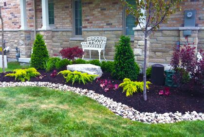 Cheap And Easy Garden Ideas Cheap Landscaping Ideas Pictures Front And Backyard