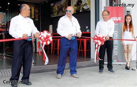 Proyektor Bekas Johor Bahru givi buka pusat sehenti baharu di johor bahru careta