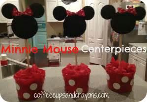 minnie mouse centerpiece ideas minnie mouse decorations favors ideas