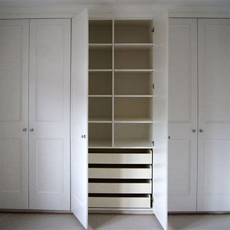 Handmade Fitted Wardrobes by Bespoke Joiners In Balham Wooden Cabinets Wardobes Shelves