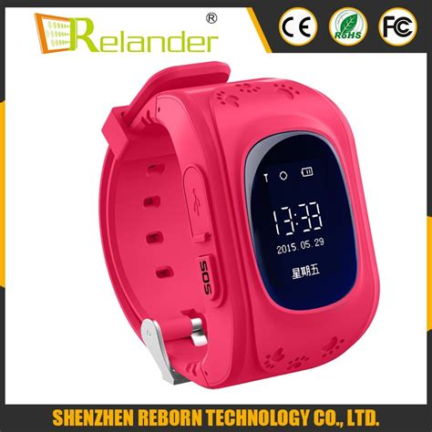 Smartwatch Q50 Q50 Smart For With Gps Sim Card Blue q50 gps smart sim card children smart watches calling children smartwatch buy