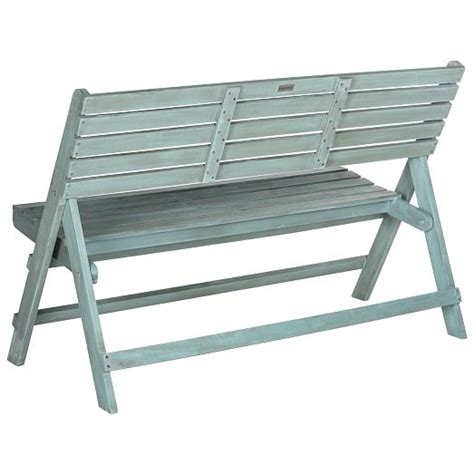 folding benches outdoor folding outdoor bench west elm