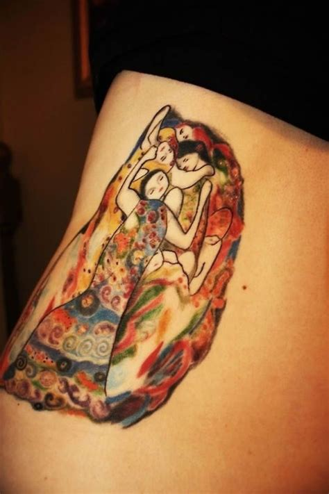 41 tatuajes incre 237 bles inspirados en obras de arte marcianos